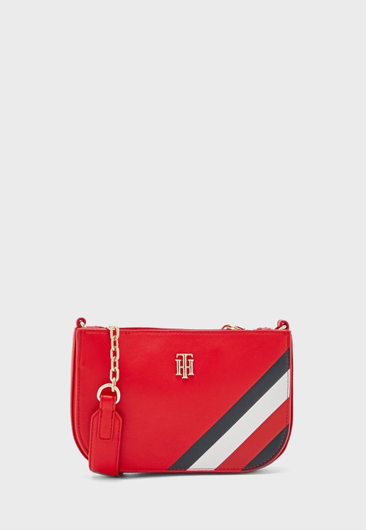Dressy Flap Over Crossbody