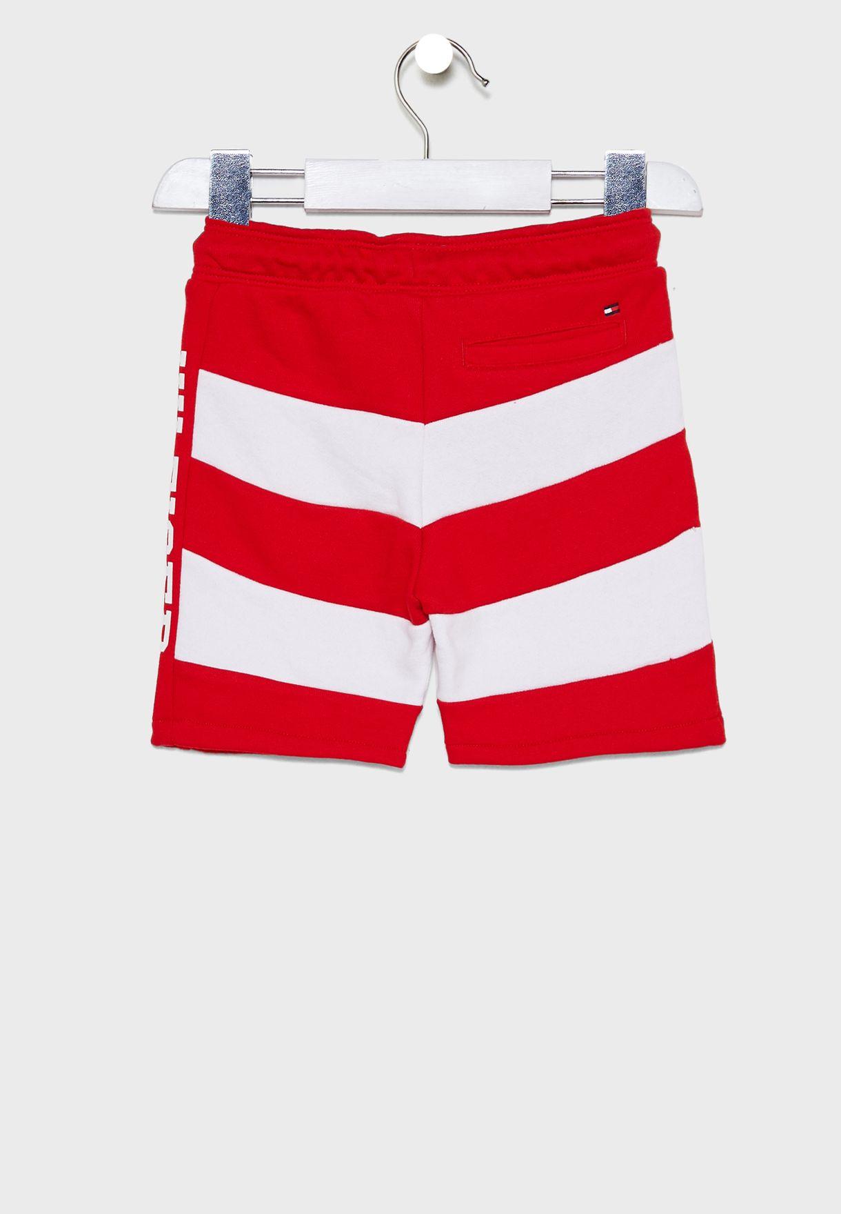 Kids Cut & Sew Shorts