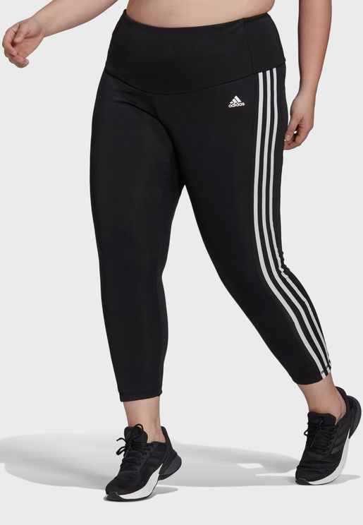 3 Stripe 7/8 Leggings