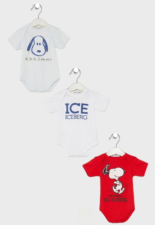 Infant 3 Pack Gift Set
