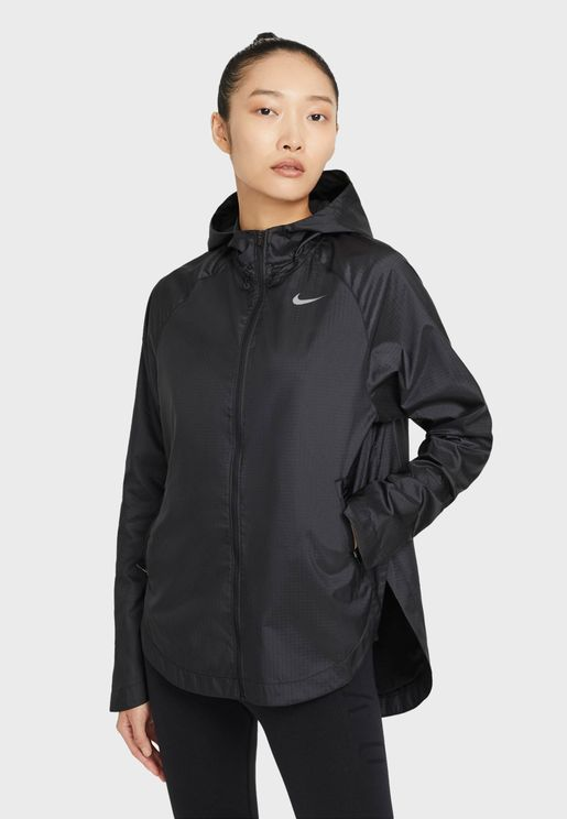 Essential Reflective Run Jacket