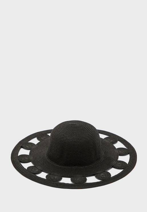 Nea Straw Hat