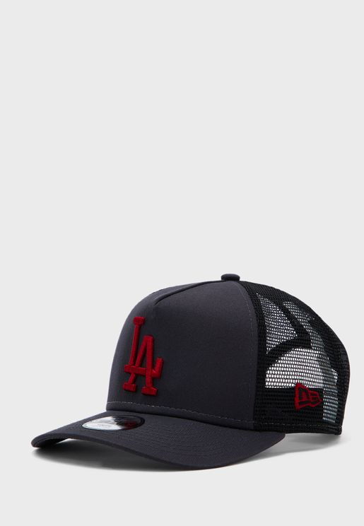 Youth 9Forty Los Angeles Dodgers Essential League Cap
