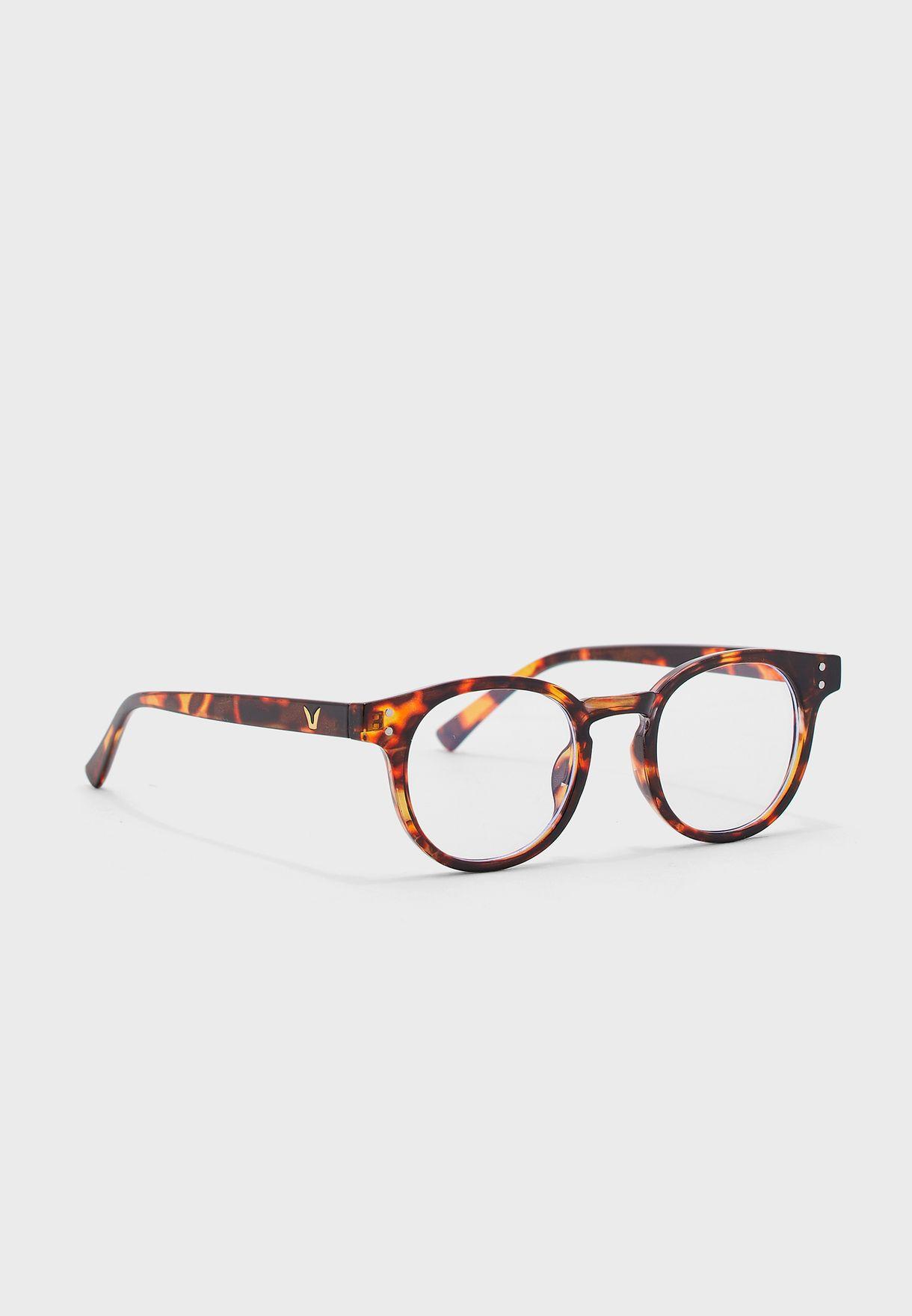 Tort Clear Lens Glasses