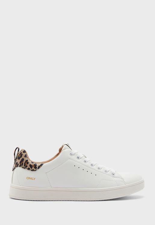 Onlshilo Animal Pu Sneaker