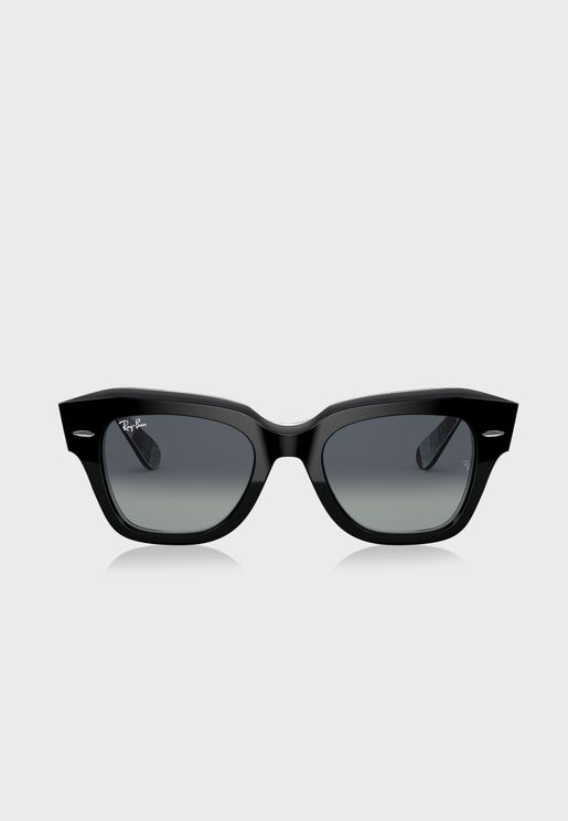 0RB2186 Cat Eye Sunglasses
