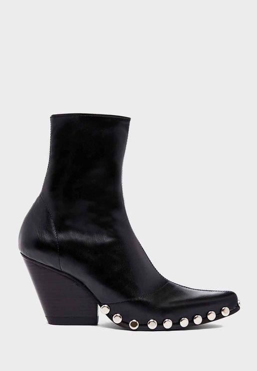 Walton Ankle Boot