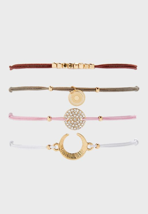 String Bracelet  Multipack Set