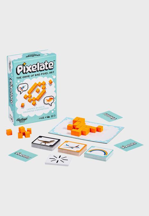 Pixel Block Building Game