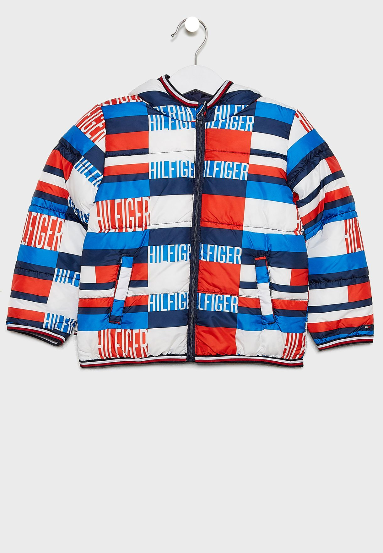Infant Printed Puffer Jacket