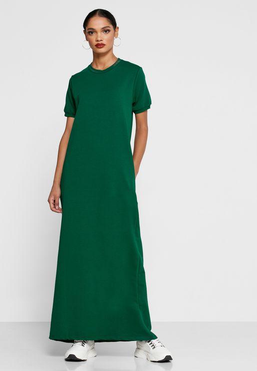فستان ماكسي فضفاض