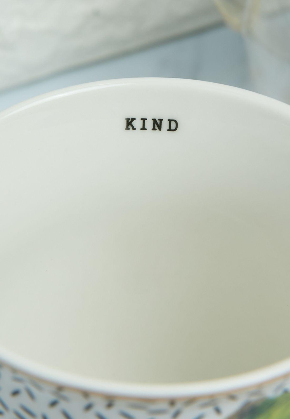 Monogram Mug- K