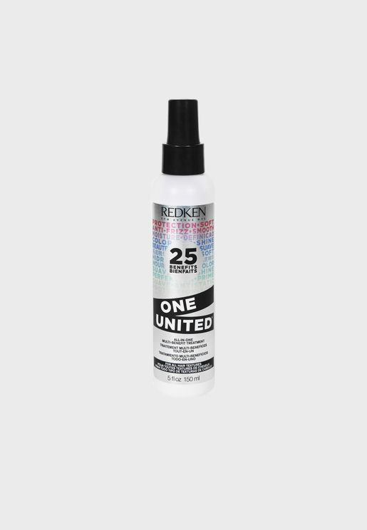 One United Multi-Benefit Leave In Treatment Spray