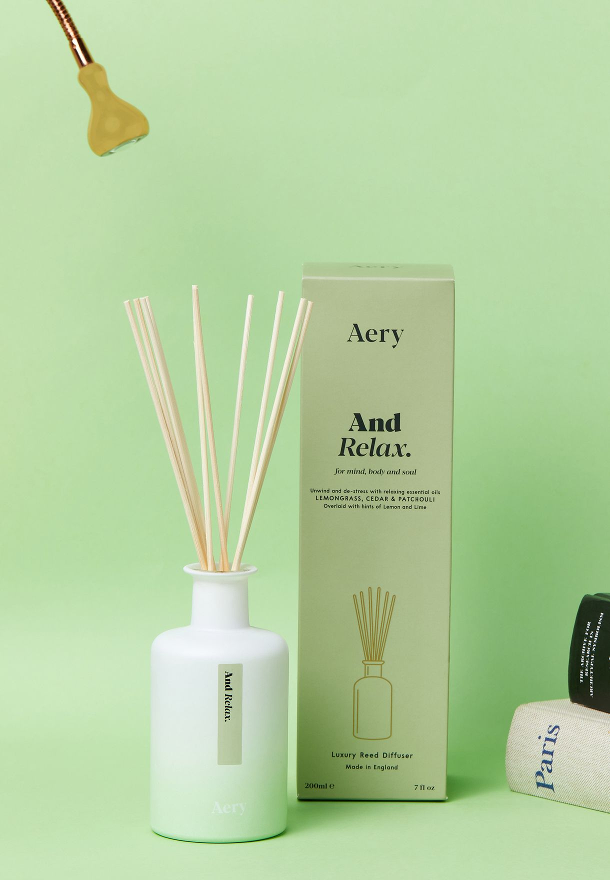 And Relax Diffuser 200ml