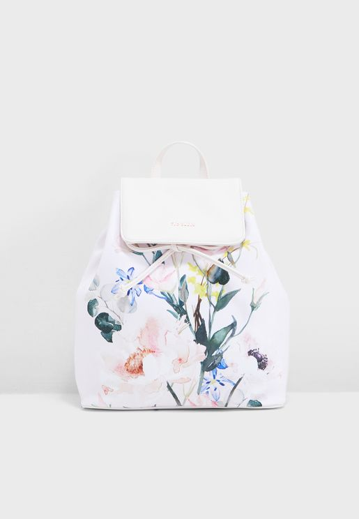 Eloisse Elegant Drawstring Backpack