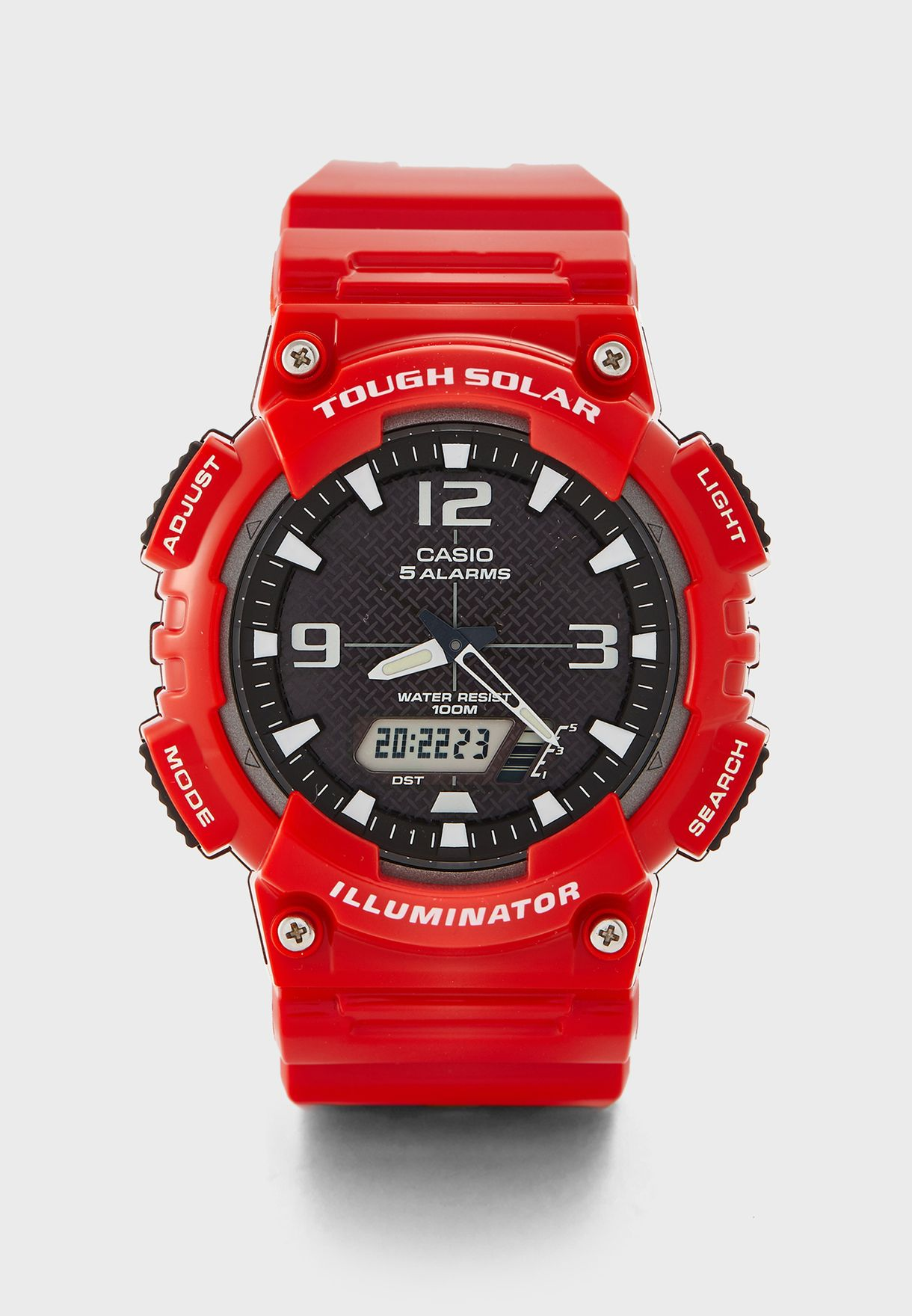 Youth Combination Analog Watch