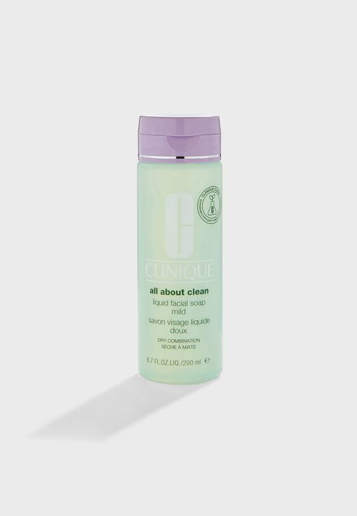 Mild Liquid Facial Soap 200ml