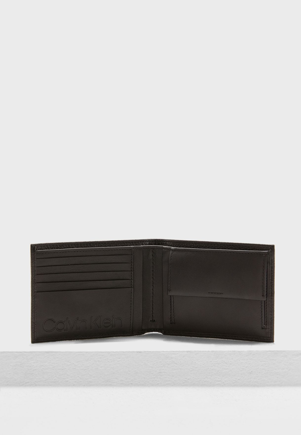 Essential Leather Coin Wallet
