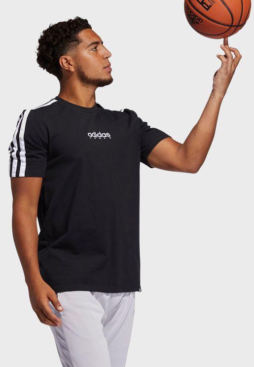 Legends Stripe T-Shirt