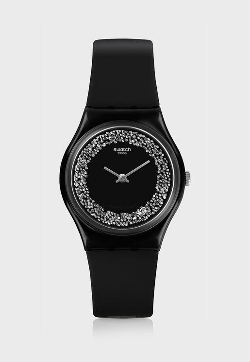 Shimmering Sparkle night Analog Watch