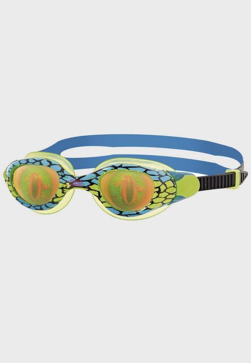 Youth Sea Demon Swimming Goggles