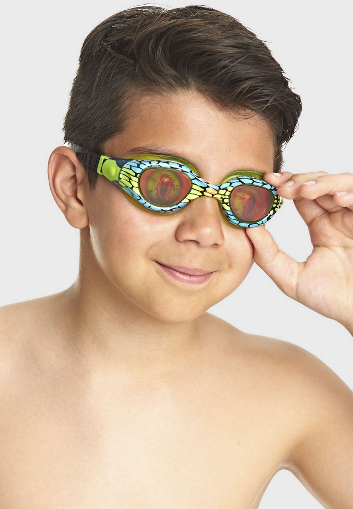 Youth Sea Demon Swimming Goggles