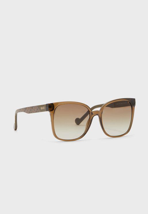 Lj730S  نظارة شمسية كبيرة