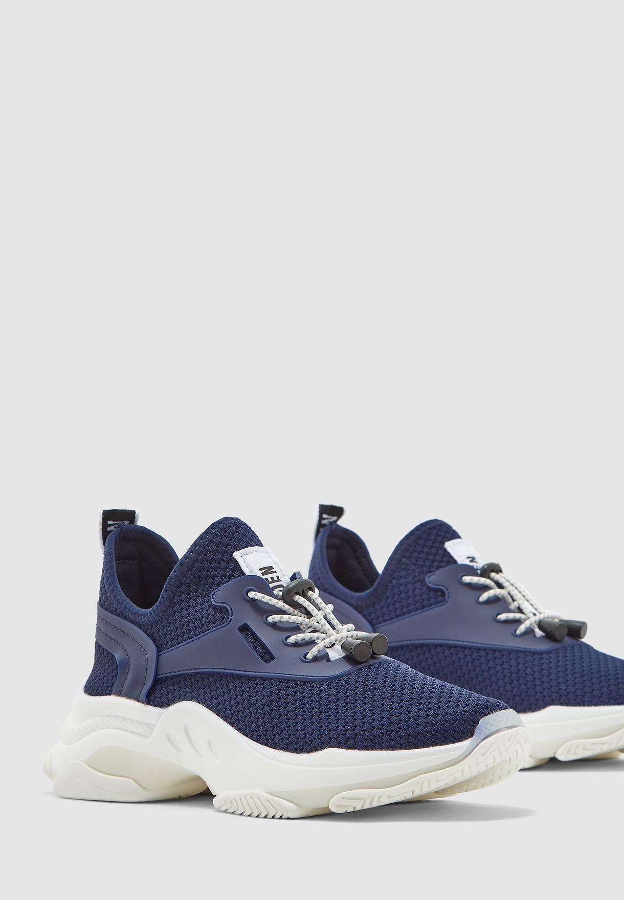 Steve Madden navy Match Low Top Sneaker