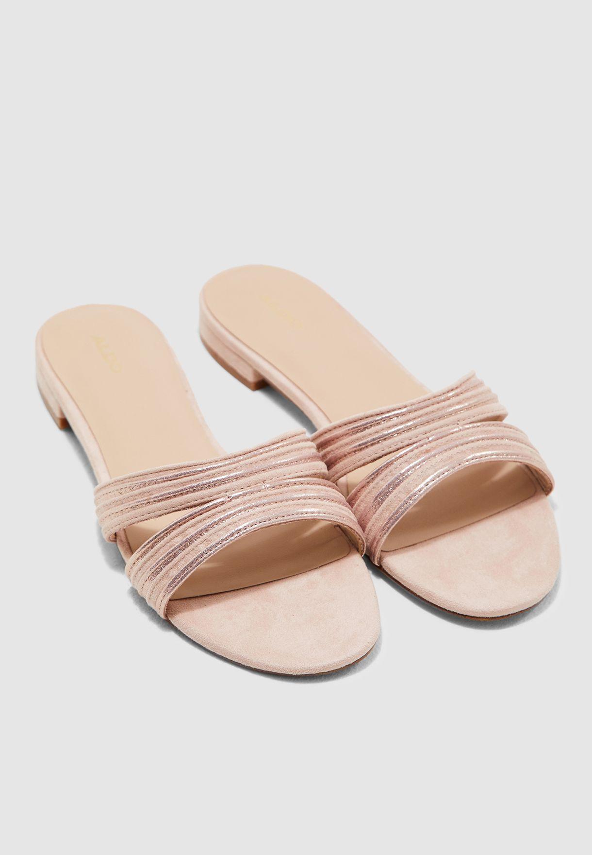 e9eb76376867 Shop Aldo pink Cirasen Sandal CIRASEN55 for Women in Saudi ...