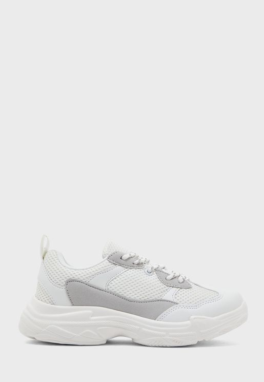Teen Evolution Chunky Trainer Shoes