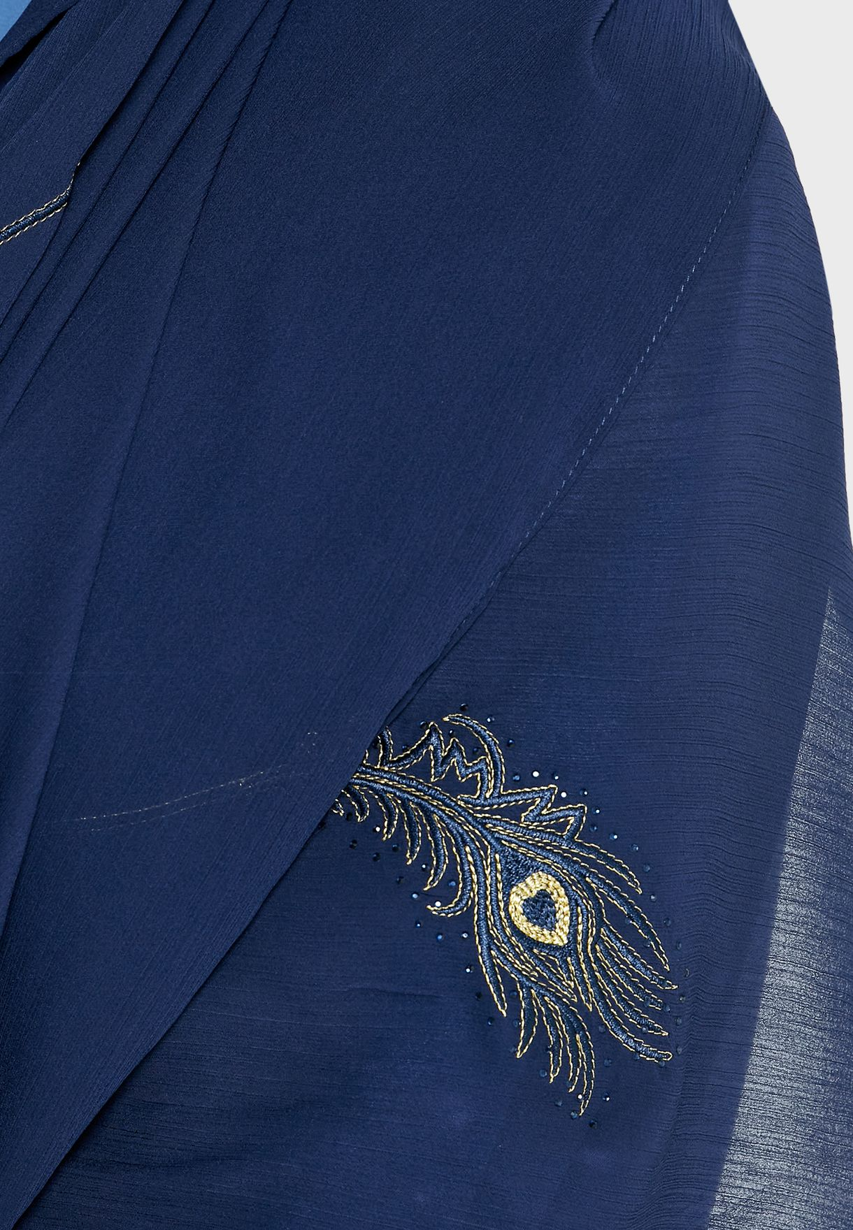 Embroidered Hijab