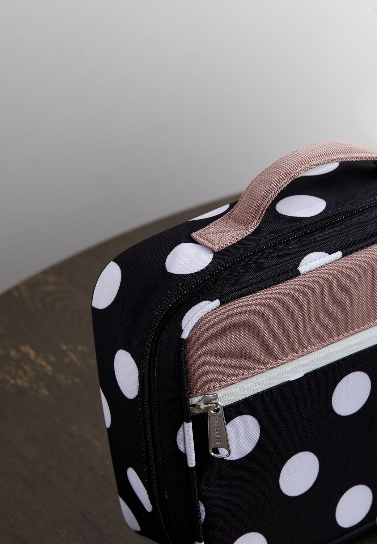 Polka Dot Pop Quiz Lunch Box