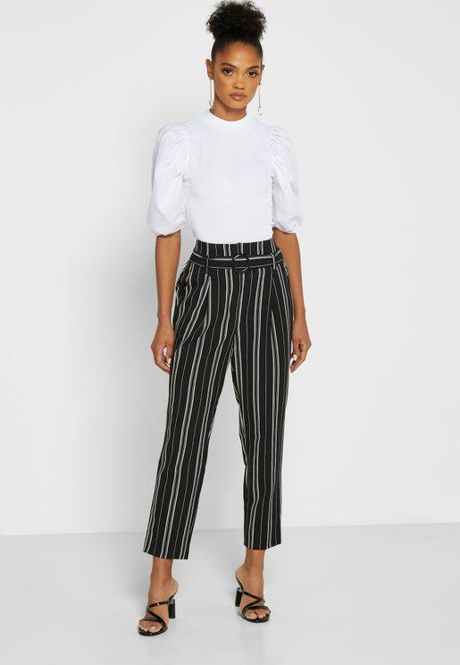 Striped Pants