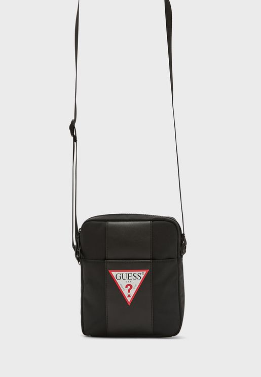 Central Messenger Bag