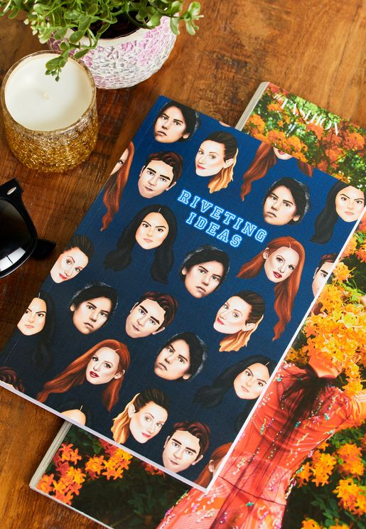 A5 Riverdale Notebook
