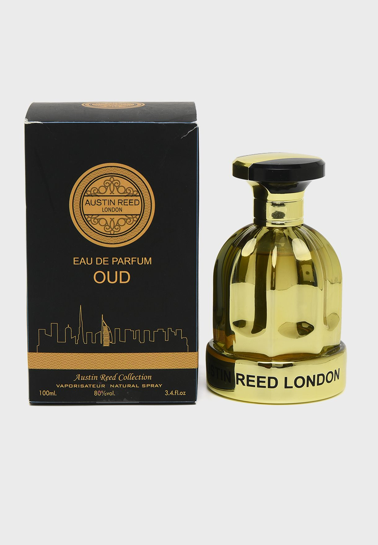 Buy Austin Reed Clear Oud Eau De Parfum For Him 100ml For Men In Mena Worldwide