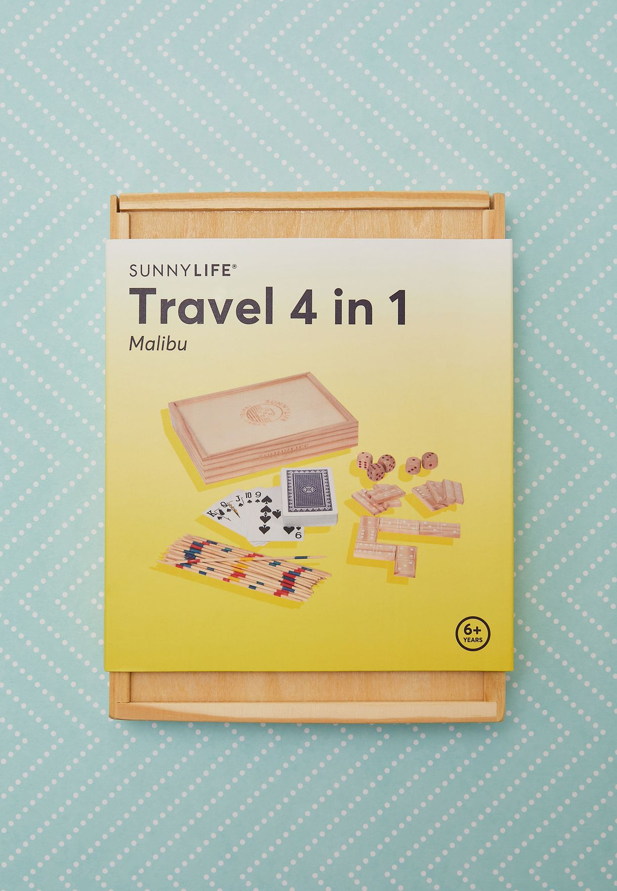 Travel 4 in 1 Set