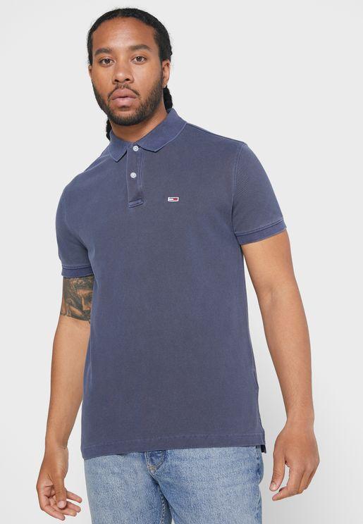 Garment Dye Polo