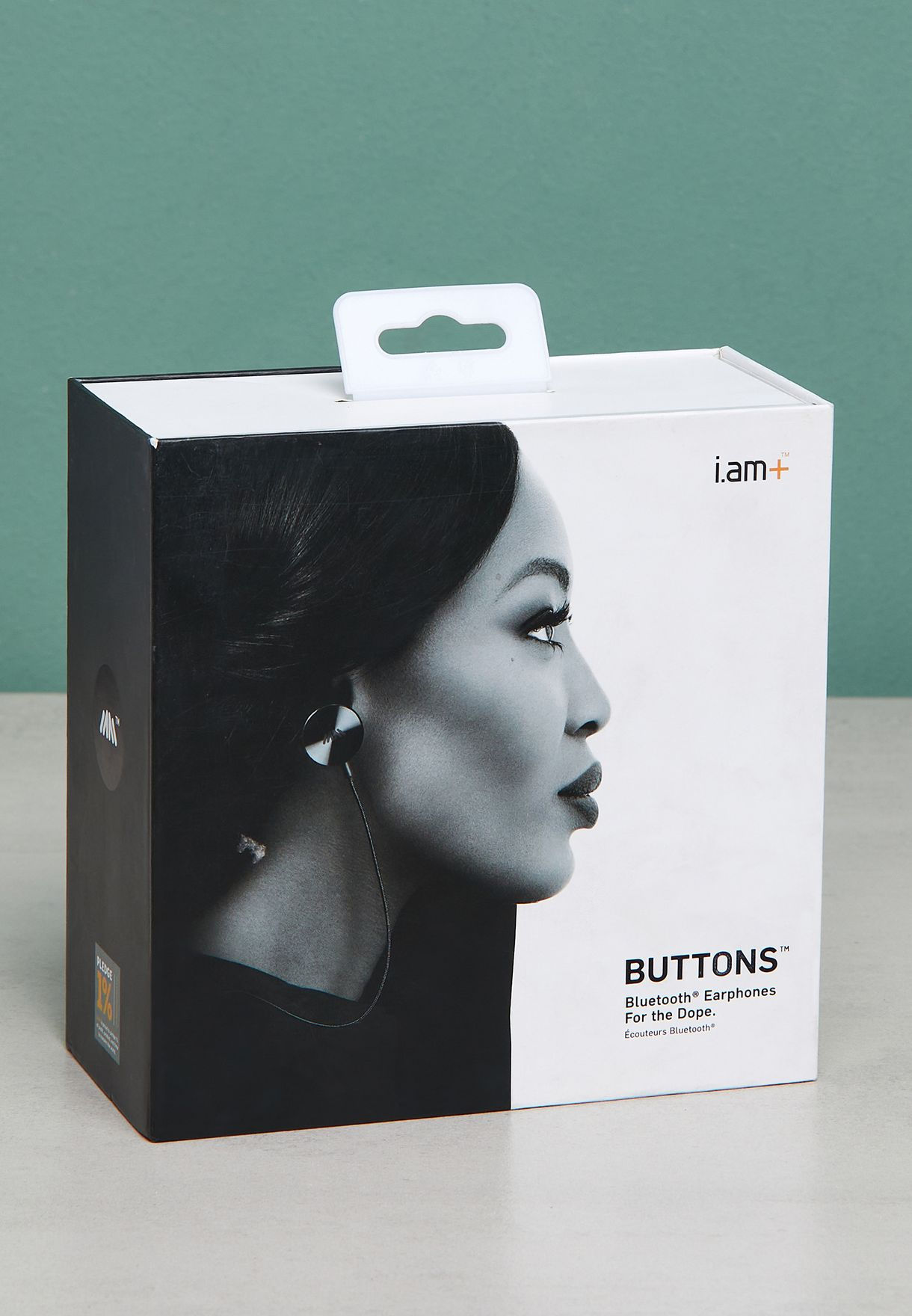 I-Am Plus Buttons Bluetooth Headphones