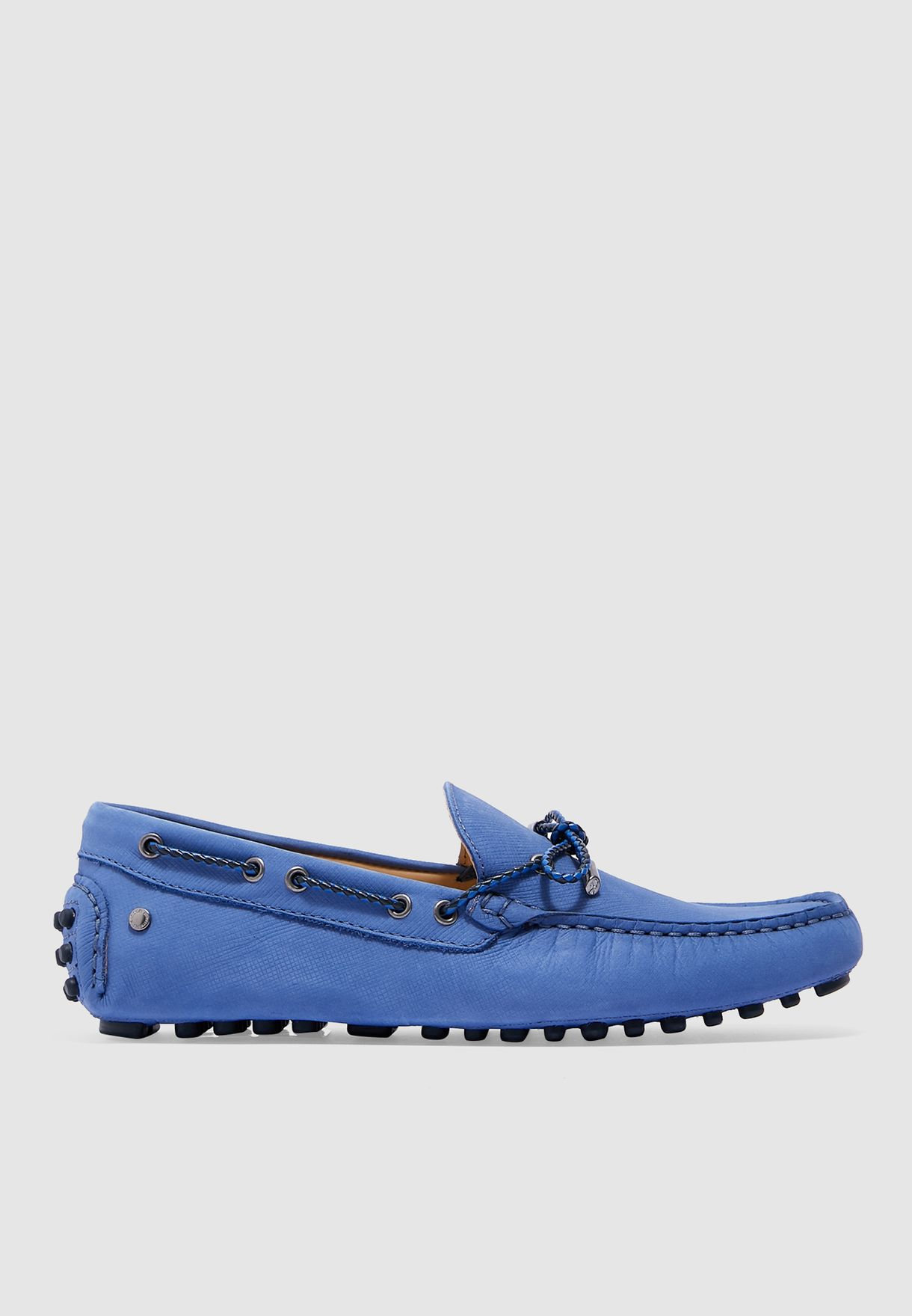Laced Driver Loafers