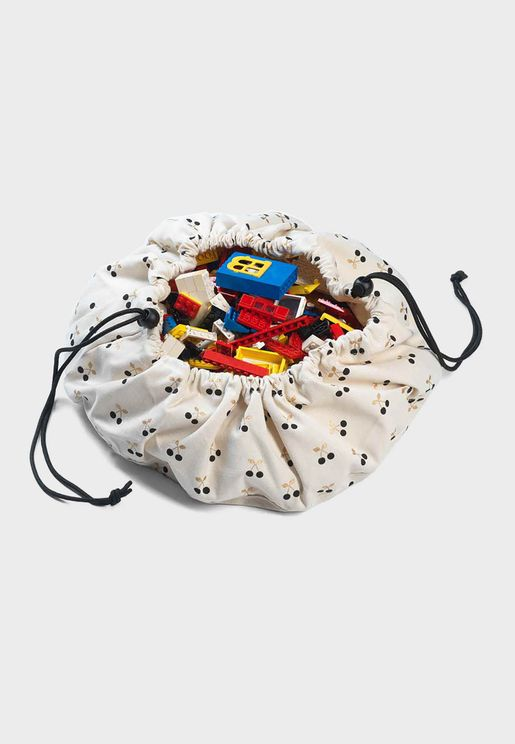 حقيبة تخزين الالعاب