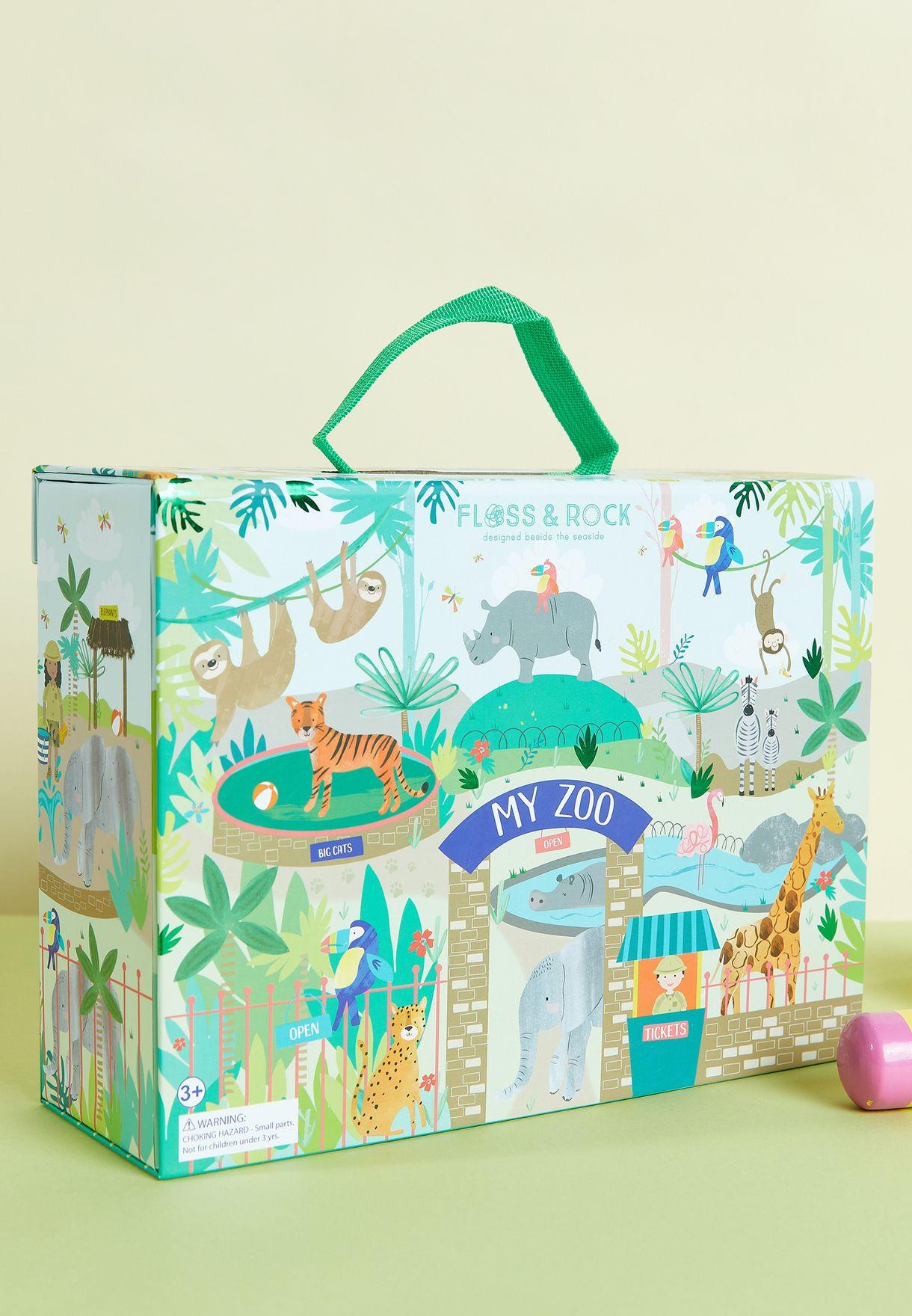 Jungle Play Box