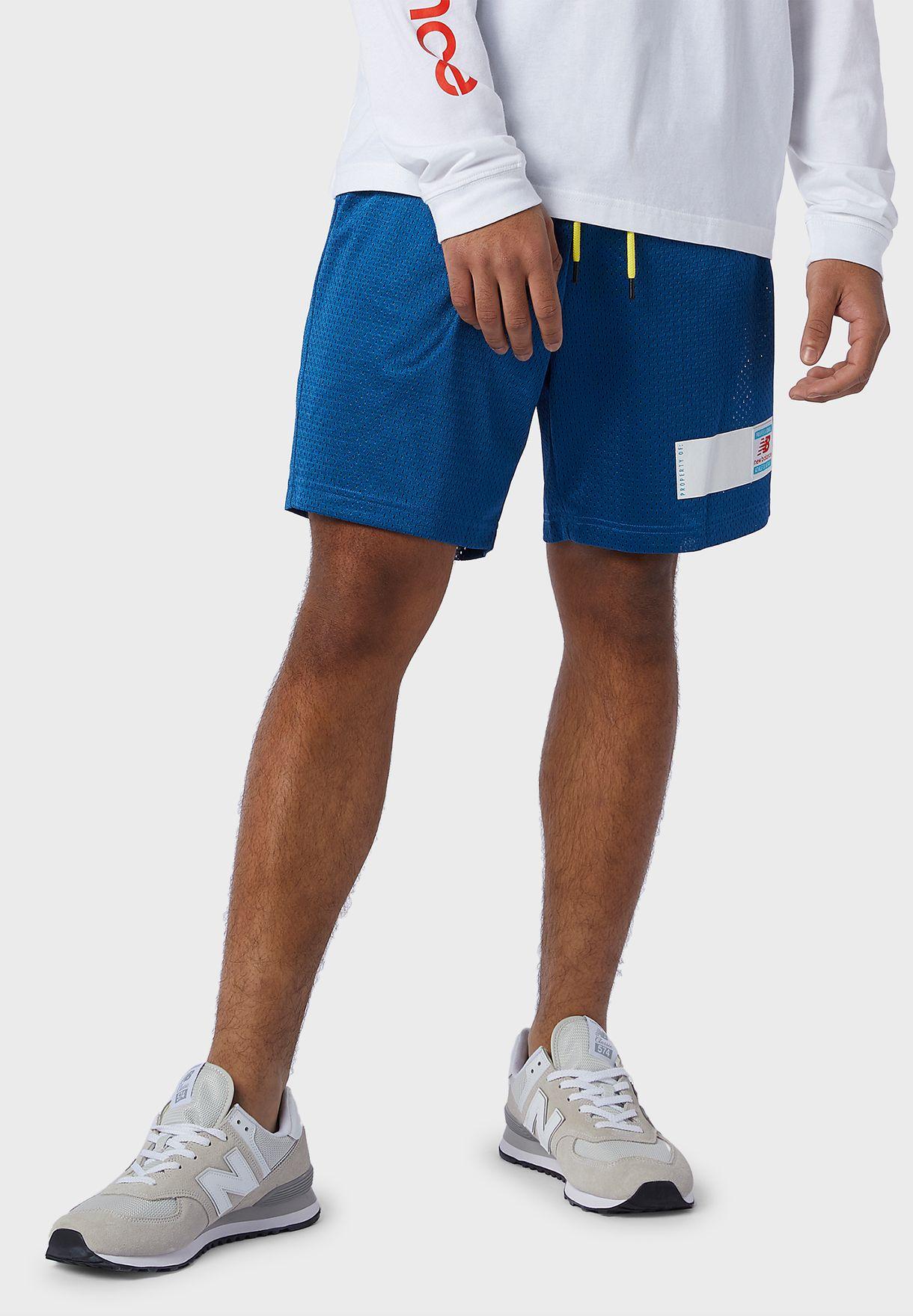 Essential Mesh Shorts