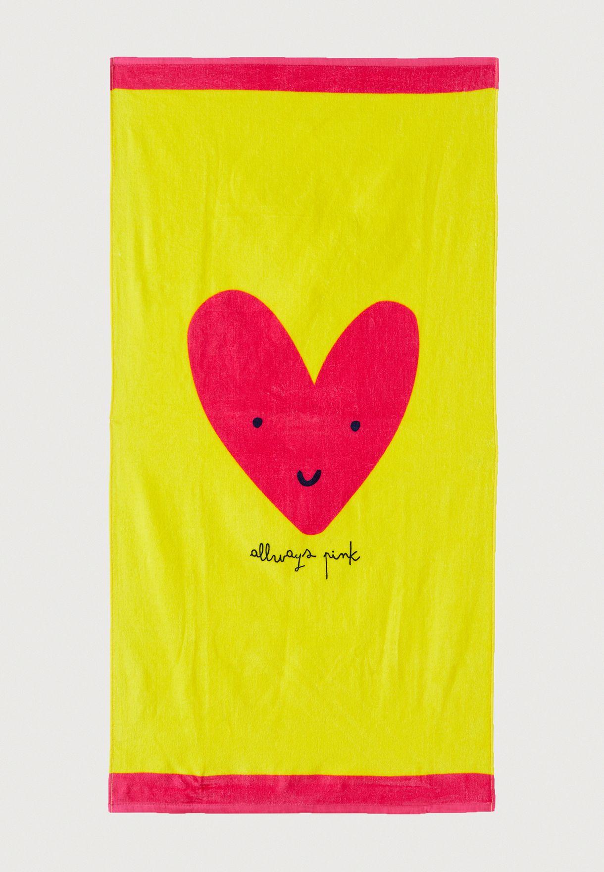 Kids Graphic Bath Towel