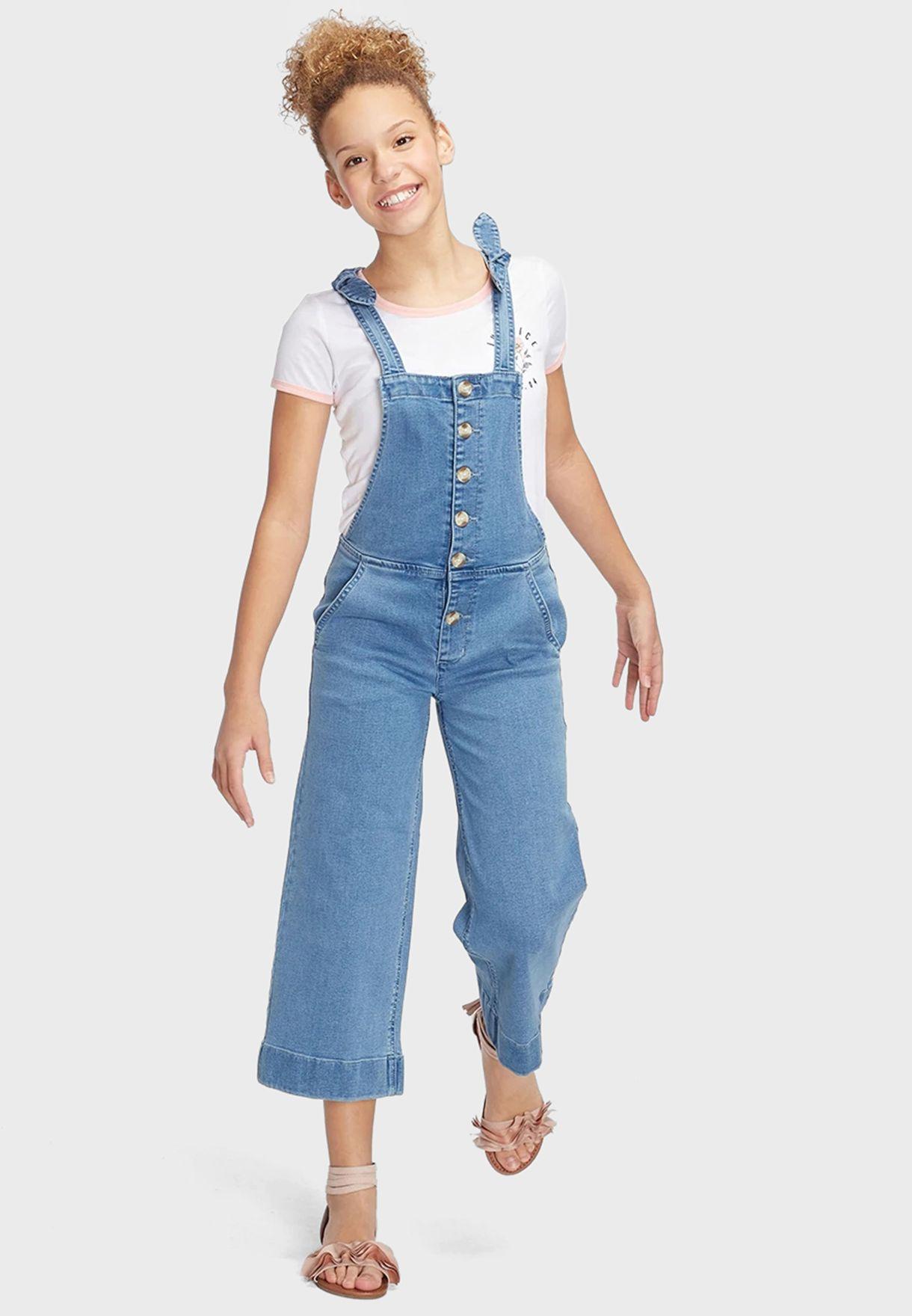 دنغري جينز قصير