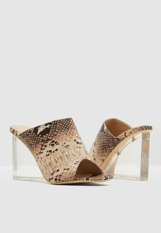 Maliboo Wedge Sandal
