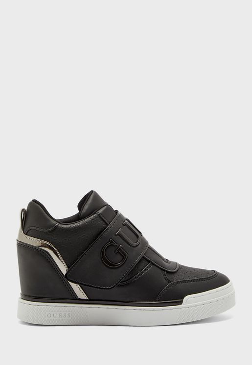 Follie High Top Sneaker