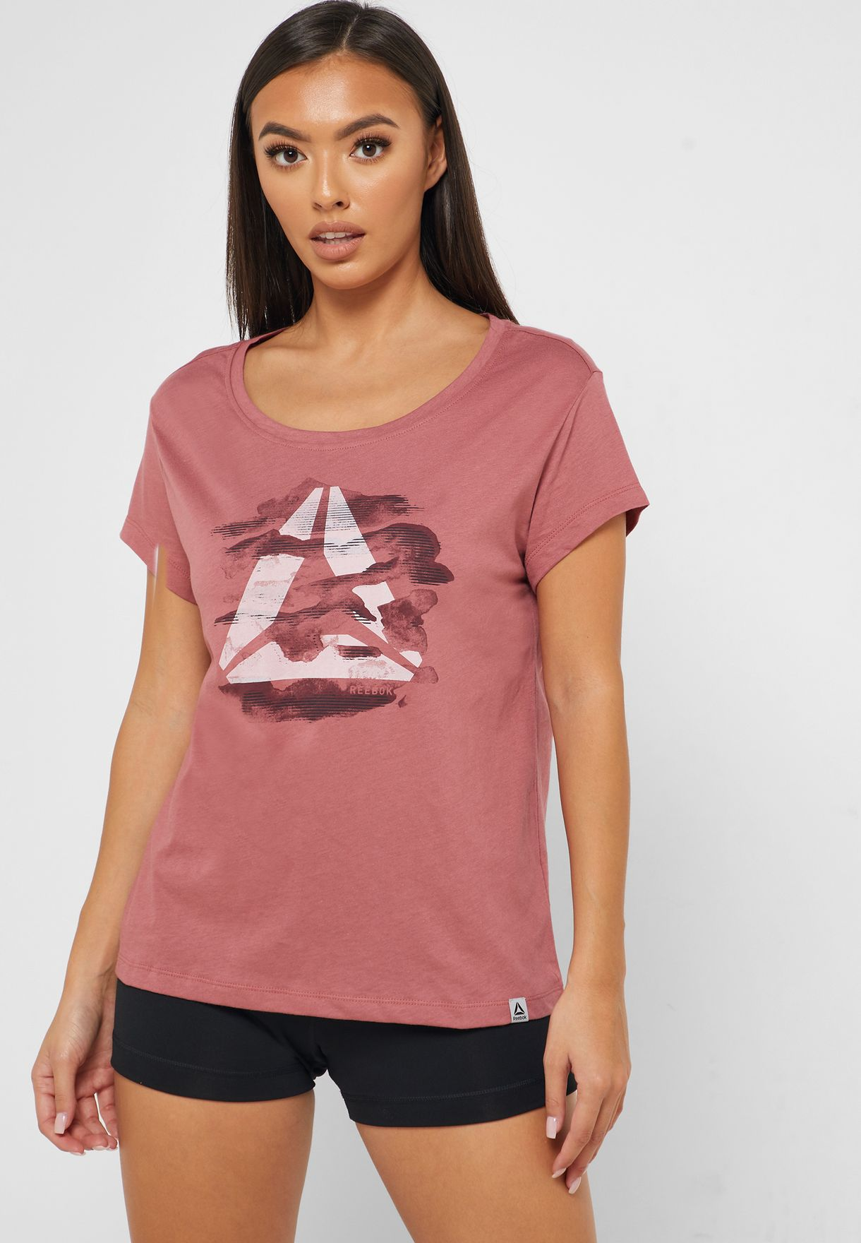Graphic Series Camo Easy T-Shirt