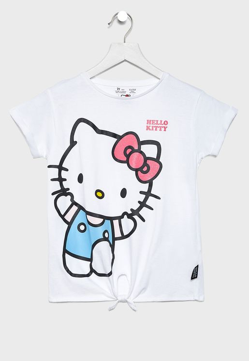Kids Hello Kitty Top