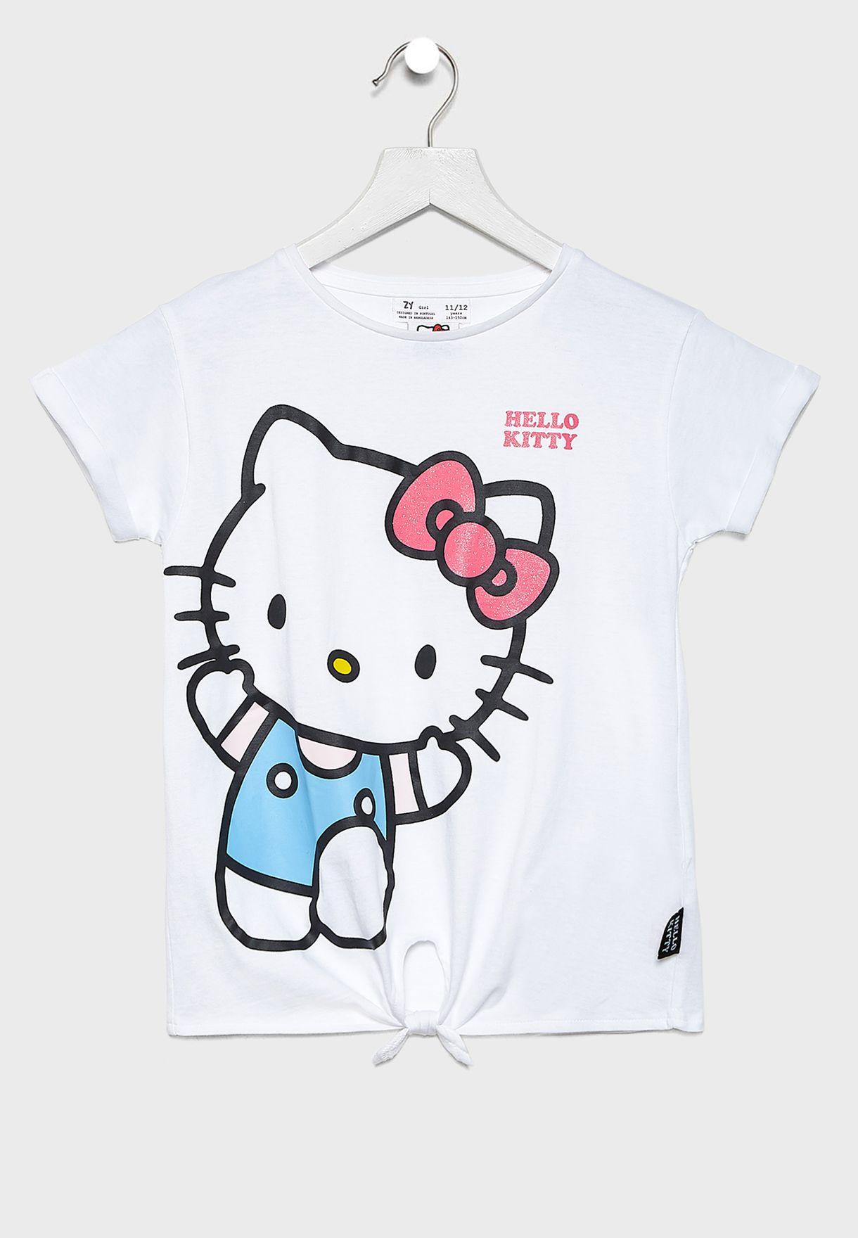 Kids Hello Kitty Top